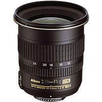 Image of Nikon Nikon 12-24mm f/4G ED-IF DX Zoom Lens for Digital SLR Cameras