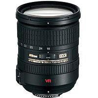 Image of Nikon Nikon 18-200mm f/3.5-5.6G ED IF AF-S DX VR Wide Angle Telephoto Zoom-Nikkor Lens