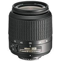 Compare Prices Of  Nikon Nikon 18-55mm f/3.5-5.6G ED AF-S DX Wide Angle Autofocus Zoom Lens