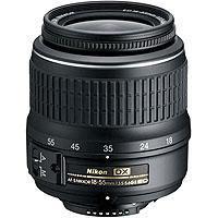 Compare Prices Of  Nikon Nikon 18-55mm f/3.5-5.6G ED II AF-S DX Zoom Lens for DSLR Cameras