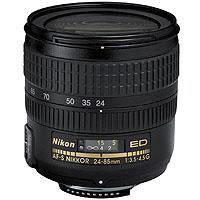 Compare Prices Of  Nikon Nikon 24-85mm f/3.5-4.5G ED-IF AF-S Nikkor Wide - Telephoto Zoom Lens