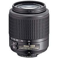 Compare Prices Of  Nikon Nikon 55-200mm f/4-5.6G ED AF-S DX Autofocus Zoom Lens