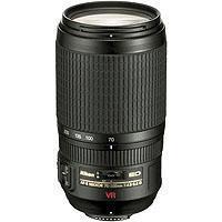 Image of Nikon Nikon 70-300mm f/4.5-5.6G ED-IF AF-S VR Autofocus Telephoto Zoom Lens