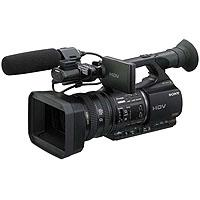 Sony Sony HVR-Z5U HDV High Definition Handheld Professional Camcorder with 1080/24p/30p Recording Modes, Formats; HDV, DVCAM & DV (760 Hours)
