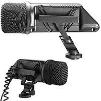 Image of Rode Microphones Rode Stereo VideoMic Camera-Mounted Stereo Microphone
