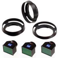 Image of Zeiss Zeiss Lens Shade ZM for the 35mm & 50mm ZM Rangefinder Lenses.