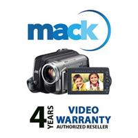 Mack Four Year Exteneded Warranty for Video Cameras and 3 Chip Cameras with a Retail Value of up to  Product image - 1197