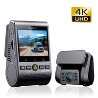 Image of VIOFO A129 Pro Duo 4K UHD 2160p Front + Full HD 1080p Rear Dual Channel Wifi Dash Camera with GPS Module
