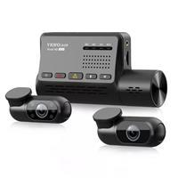 Image of VIOFO A139 3-Channel Dash Cam - Front 2K 1440P + Interior 1080P + Rear 1080P 5GHZ Wi-Fi GPS Dash Camera