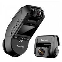 Compare Prices Of  Zenfox Zenfox Zenfox T3 3CH Triple Channel Dash Camera with 2K Front + 1080P IR Interior + 1080P Rear Camera (Firmware 20201007_V1.0)