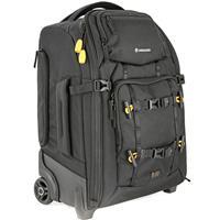"Vanguard Alta Fly 49T Roller Bag for 1-2 Pro DSLR Camera, 5-7 Lenses(Up to 300mm f/4), 2 Flash Units, Accessories, 14"" Laptop, Tablet & Tripod"