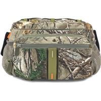 Vanguard pioneer 400rt waist pack for binoculars, ammo and hunting gear, realtree xtra