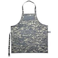 Image of NcSTAR Vism Heavy Duty PVC Fabric Gunsmith Apron, Digital Camouflage