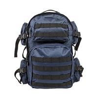 Image of NcSTAR Vism Tactical Backpack, Blue with Black Trim