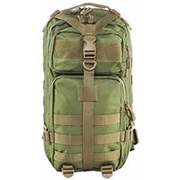 Image of NcSTAR Vism Small Backpack, Green with Tan Trim