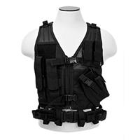 Compare Prices Of  NcSTAR Vism Children's Tactical Vest, Size 8 to 13 Year Olds, Fits X-Small to Small, Black