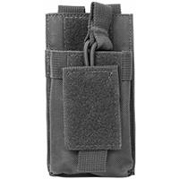 Compare Prices Of  NcSTAR Vism Single Mag Pouch, Urban Gray