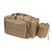 Image of NcSTAR Vism Competition Range Bag, Tan