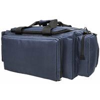 Image of NcSTAR Vism Expert Range Bag, Blue with Black Trim