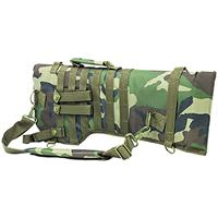Image of NcSTAR Vism Tactical Rifle Scabbard, Woodland Camo