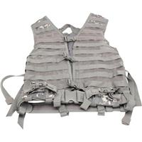 Image of NcSTAR Vism Zombie Infected Bravo Kit with Vest/5 Pouches, Digital Camo