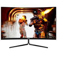 "Image of Viotek GNV27DB 27"" 16:9 QHD 144Hz Curved Gaming Monitor with LFC Adaptive Sync, Black"