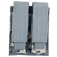 Image of NcSTAR Vism Double Pistol Magazine Pouch, Digital Camouflage