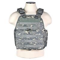 Image of NcSTAR Vism Plate Carrier Vest, Fits Medium to 2X-Large, Digital Camo