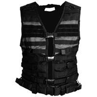 Image of NcSTAR Vism PAL Modular Vest, Fits Medium to 2X-Large, Black