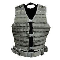 Image of NcSTAR Vism PAL Modular Vest, Fits Medium to 2X-Large, Digital Camo
