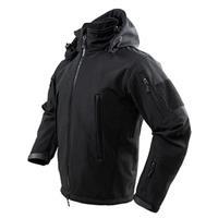 Image of NcSTAR Vism Alpha Trekker Jacket, X-Large, Black