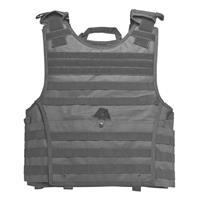 Image of NcSTAR Vism Expert Plate Carrier Vest 2XL+, Urban Gray