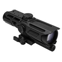 Image of NcSTAR Vism 3-9x40 GEN3 Mark III Tactical Riflescope, Matte Black with Illuminated Mil-Dot Reticle, Integrated Picatinny Mount