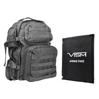 """Compare Prices Of  NcSTAR Vism Tactical Backpack with 10x12"""" Soft Ballistic Panel, Urban Gray"""