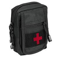 Image of NcSTAR Vism Law Enforcement Compact Trauma Kit 1, Black