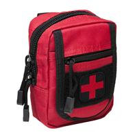 Compare Prices Of  NcSTAR Vism Law Enforcement Compact Trauma Kit 1, Red
