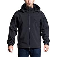 Image of NcSTAR Vism Alpha Trekker Jacket, Large, Black