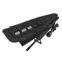 """Image of NcSTAR Vism Soft Padded Rifle / Shotgun Case 46""""L x 13""""H, Black"""