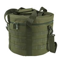 Image of NcSTAR Vism Riot & Tactical Helmet Bag, Green