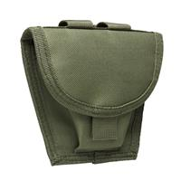 Image of NcSTAR Vism Handcuff Pouch, Green