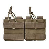 Image of NcSTAR Vism Dual Magazine Pouch for Two 20 Round .308 / 7.62 Caliber Magazines, Tan