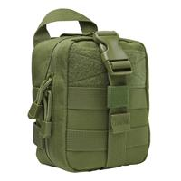 Image of NcSTAR Vism Small MOLLE EMT Pouch, Green