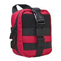 Compare Prices Of  NcSTAR Vism Small MOLLE EMT Pouch, Red with Black Trim