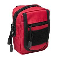 Image of NcSTAR Vism Small Utility Pouch, Red