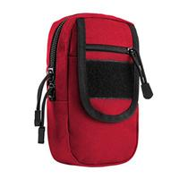 Image of NcSTAR Vism Large Utility Pouch, Red