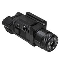 Image of NcSTAR Vism Green Laser with Constant and Strobe Settings, Weaver / Picatinny Rail Mount
