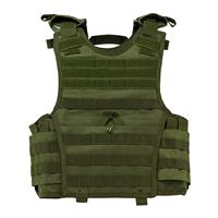 Compare Prices Of  NcSTAR Vism Expert Ballistic Plate Carrier Vest, Fits X-Small to Small, Green