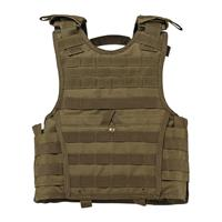 Image of NcSTAR Vism Expert Ballistic Plate Carrier Vest, Fits X-Small to Small, Tan