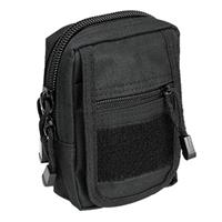 Compare Prices Of  NcSTAR Vism Small Utility Pouch, MOLLE Compatible, Black