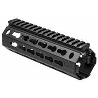 "Image of NcSTAR Vism AR15 6.5"" KeyMod Handguard for Carbine Length Gas Systems"
